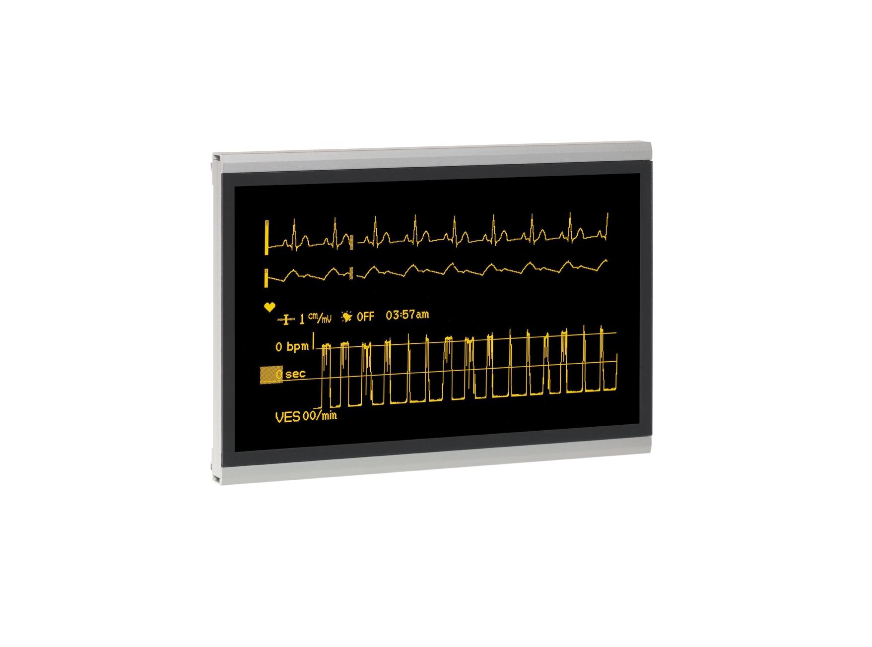 Lumineq EL640.400-C series EL Display formly Planar