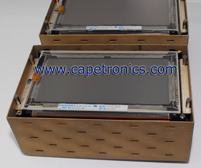 Emerald FPC500, FPC5750 display and controller repaired by Capetronics