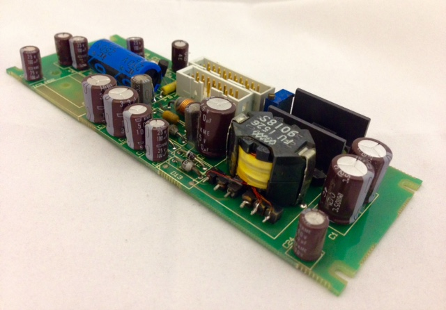 LOHJA Corp. PU-81b Power board